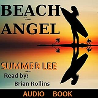 Beach Angel audiobook cover art
