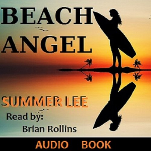 Beach Angel audiobook cover art