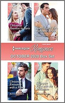 Harlequin Romance October 2020 Box Set by [Liz Fielding, Donna Alward, Katrina Cudmore, Michelle Douglas]