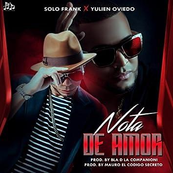 Nota de Amor (feat. Yulien Oviedo)
