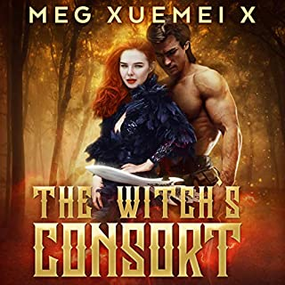 The Witch's Consort audiobook cover art