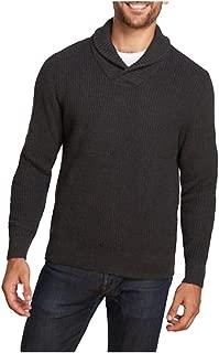 Vintage Men's Shawl Collar Sweater