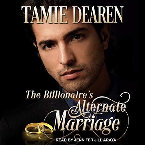 The Billionaire's Alternate Marriage cover art