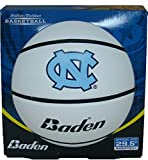 NCAA North Carolina Tar Heels autographe de basketball, taille officielle