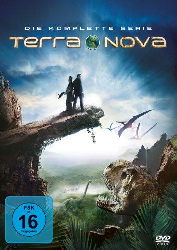 Terra Nova - Die komplette Serie [4 DVDs]