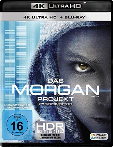 Das Morgan Projekt (+ Blu-ray)