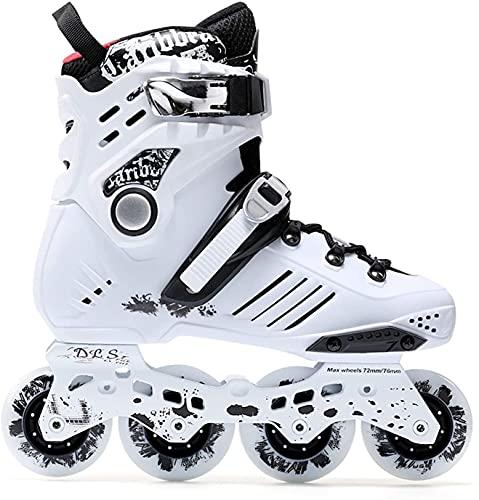 Patines para rodillos al aire libre Patines en línea para mujeres y hombres, patines de rodillos Rodillo deportivo profesional al aire libre Zapatos de patines en línea para jóvenes, principiantes, ni