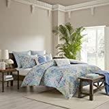 Echo Design Ravi Comforter Set, Blue