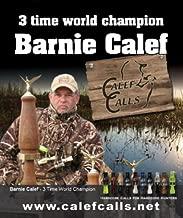 Big Foot the Decoy Barnie Calef Duck Calling DVD