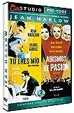 Doble Sesión Jean Harlow: Tú Eres Mío / Abismos de Pasión ( Hold Your Man / Three...