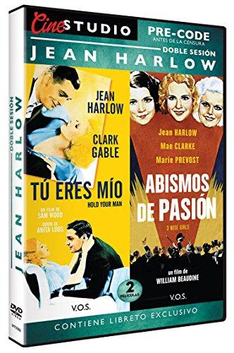 Doble Sesión Jean Harlow: Tú Eres Mío / Abismos de Pasión (...