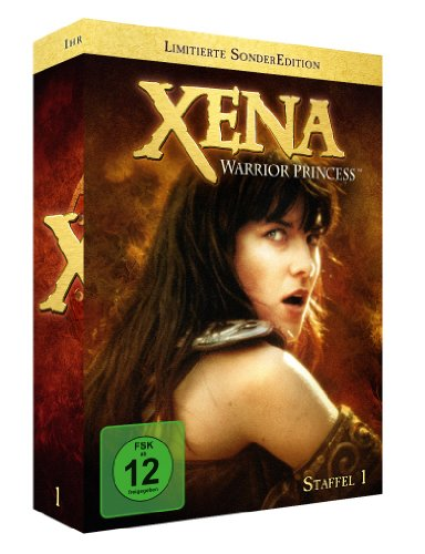 Xena - Staffel 1 *Limited Edition* [8 DVDs]