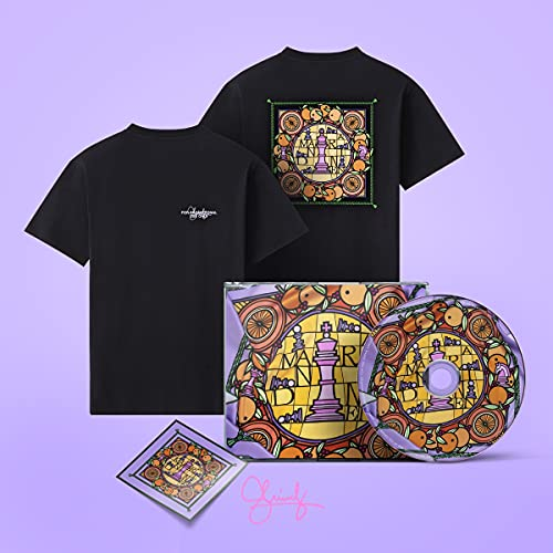 Mandarinen (Ltd. / Maxi Single CD mit T-Shirt Größe M)