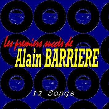 Les premiers succès de Alain Barrière (12 Songs)