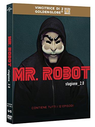 Mr. Robot: Stagione 2 Special Pack (4 DVD)