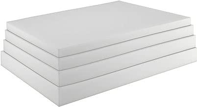 Schaumstoffplatte Schaumstoff 120x100 120x120 Matratze Polster Zuschnitt RG25//44