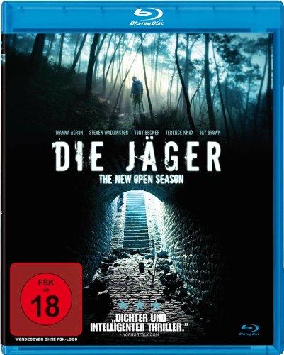 Die Jäger - The New Open Season [Blu-ray]