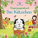 Nina und Jan - Fingerpuppenbuch: Das Kätzchen