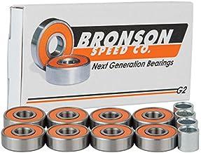 Bronson Speed Co, G2 Skateboard Bearings
