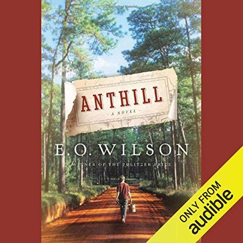 Anthill audiobook cover art
