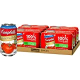 Campbell's Tomato Juice, 11.5 oz. Can, 6 Count (Pack of 4)