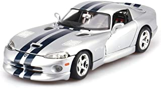 Model Lane Qi V Snor GTS1:18 Simulation Simulation Die Casting Alloy Static Toy Car Model 25x11x6.5CM peng