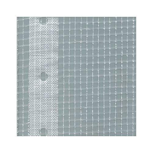 Gitterplane für Gerüst in verschiedenen Größen 200g/m² weiss (2,70 x 20 m)