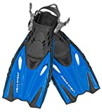 Aqua Speed Schnorchelflossen verstellbar für Kinder I Taucherflossen kurz I Kurzflossen I Flossen...