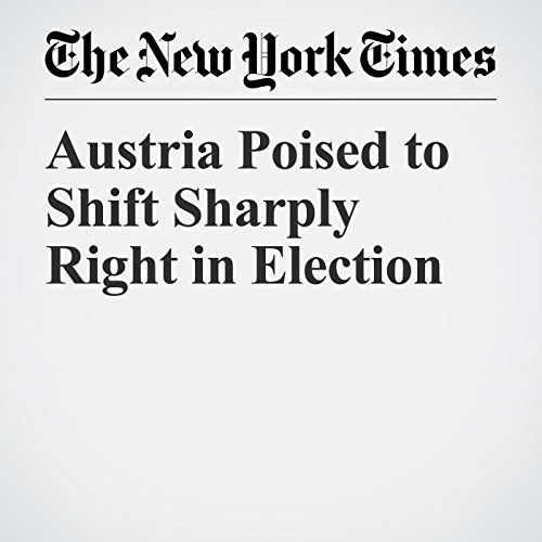 Austria Poised to Shift Sharply Right in Election copertina