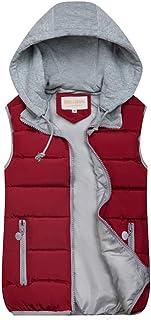 BOLANQ Plüschmantel Mantel, 10 Farben Mode Frauen Herbst Winter warme Mantel Weste wattierte Jacke