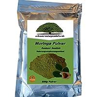 Moringa polvo 500g Premium Calidad de erlesene naturprodukte