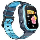 URJEKQ Smartwatch Niños Reloj Inteligente Niño IP67 LBS Llamada...