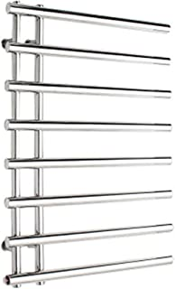 Ayanxt Calentador de Toallas Calefactor para Toallas de baño, secador de radiador - 840 * 610 * 110 mm - Diseño de radiador para radiador Recto de baño