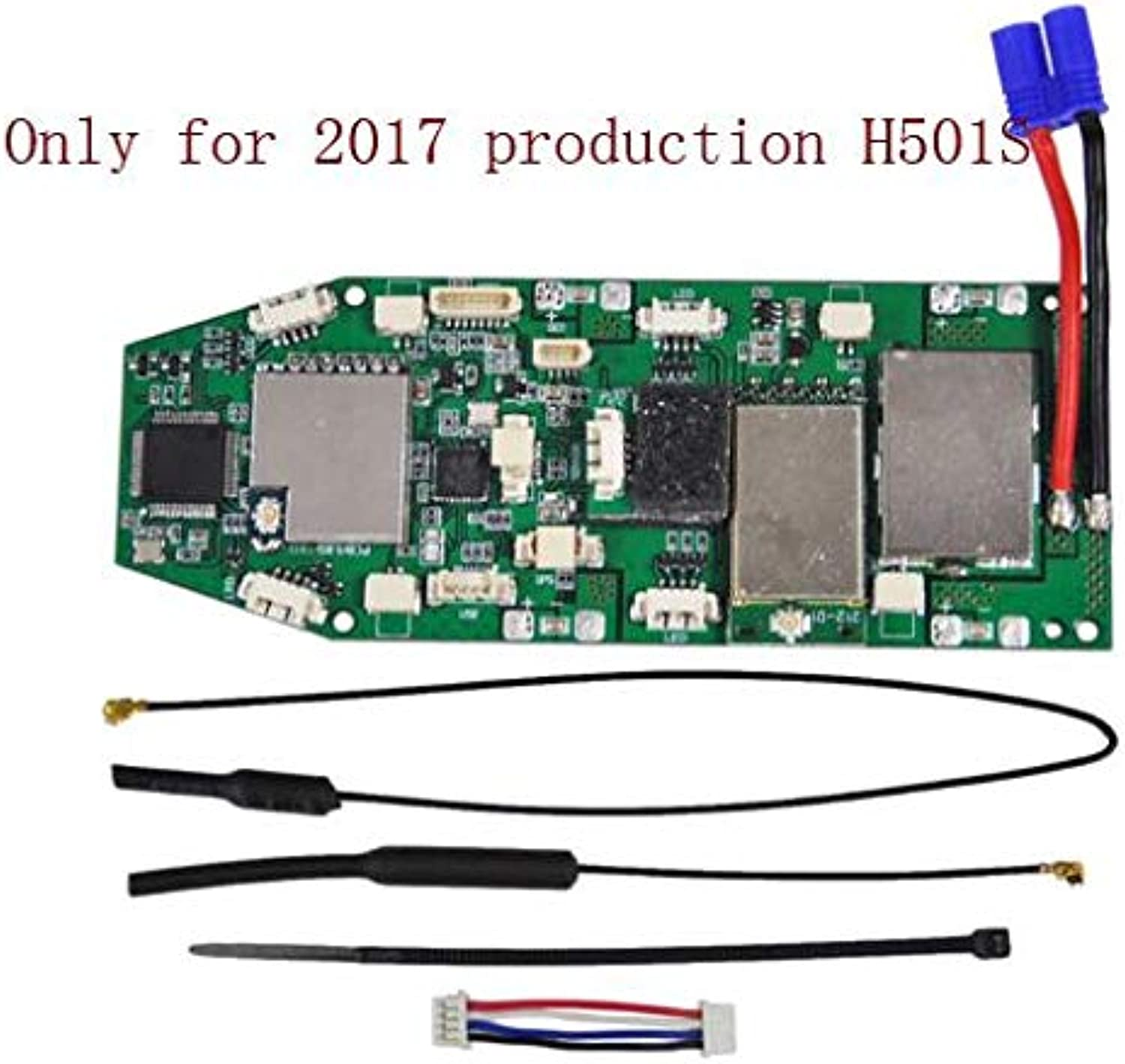 Laliva Original X4 H501S FPV Battery Remote Control Transmission Module Blade Propeller Brushless Motor ESC Parts & Accessories  (color  H501A02 Power Board)