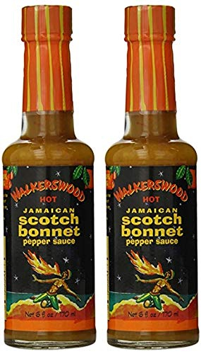 WALKERSWOOD JAMAICAN SCOTCH BONNET PEPPER SAUCE 2PK