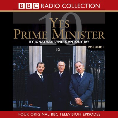 Yes Prime Minister audiobook cover art