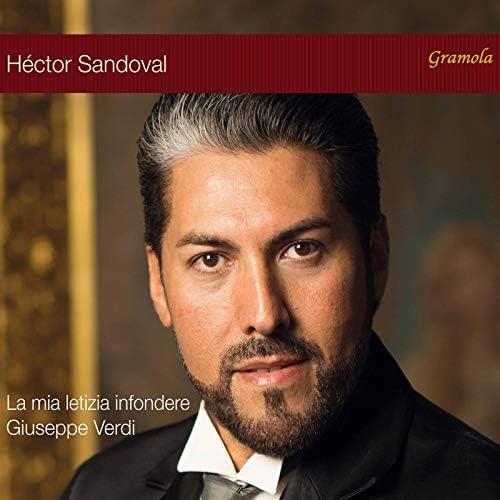 Héctor Sandoval, Philharmonie Baden-Baden & Pavel Baleff
