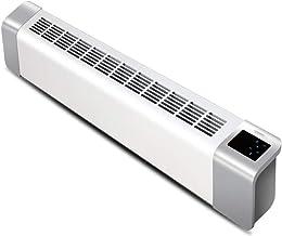 NFJ Calefactor Cerámico, Silencioso, Función Eco,Temporizador,Calentadores Domésticos De Ahorro De Energía Calentadores Eléctricos Calentadores De Convección Calefacción De Toda La Casa 2250W