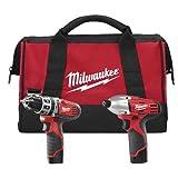 Milwaukee 2497-22 M12 12V...