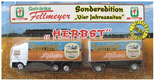 Getränke Fellmeyer Nr.03 - Herbst - MB Actros - Hängerzug