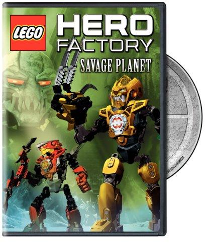 Lego Hero Factory: Savage Planet [DVD] [Region 1] [NTSC] [US Import]