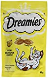 Dreamies Cat Treats 60G (Flavour: Cheese)