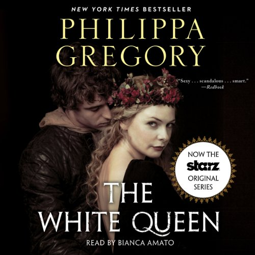 The White Queen audiobook cover art