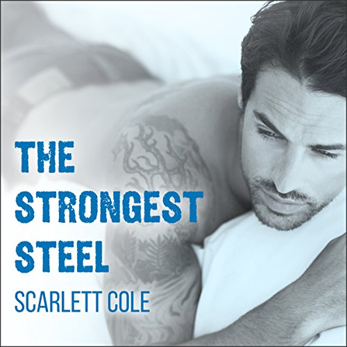 The Strongest Steel audiobook cover art