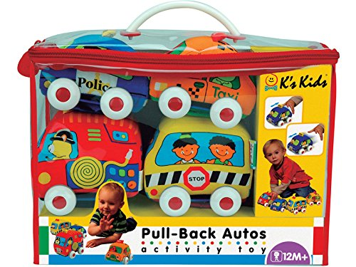 K'S Kids Pull Back Autos - Auto Frictions