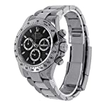 Fashion Shopping Men's Rolex Cosmograph Daytona Black Dial 40mm Men's Watch – Ref