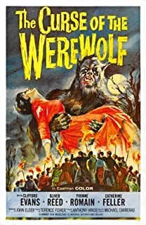 Best curse of the werewolf movie poster Reviews