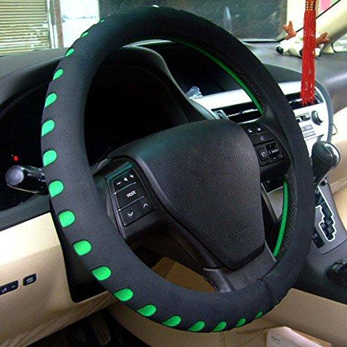 Raysell Automotive coprivolante–morbido e traspirante in schiuma EVA copertura Fit per auto volante con 38cm/38,1cm diametro