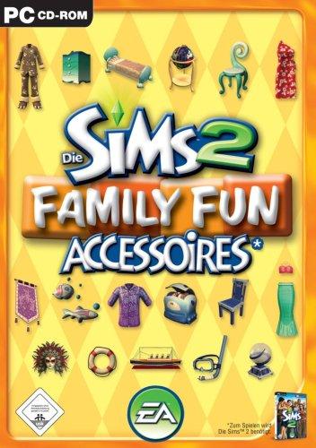 Electronic Arts The Sims 2 Family Fun Stuff