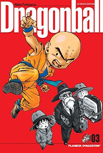 Dragon Ball nº 03/34 PDA (Manga Shonen)